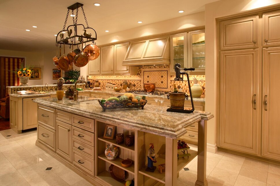 Photography by Chet Frohlich Traditional Kitchen design