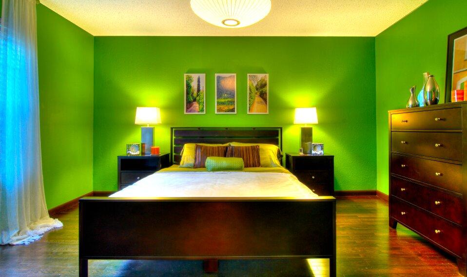 Esther LaVonne Design Contemporary Bedroom design