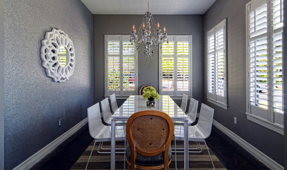 Esther LaVonne Design Contemporary Dining Room design