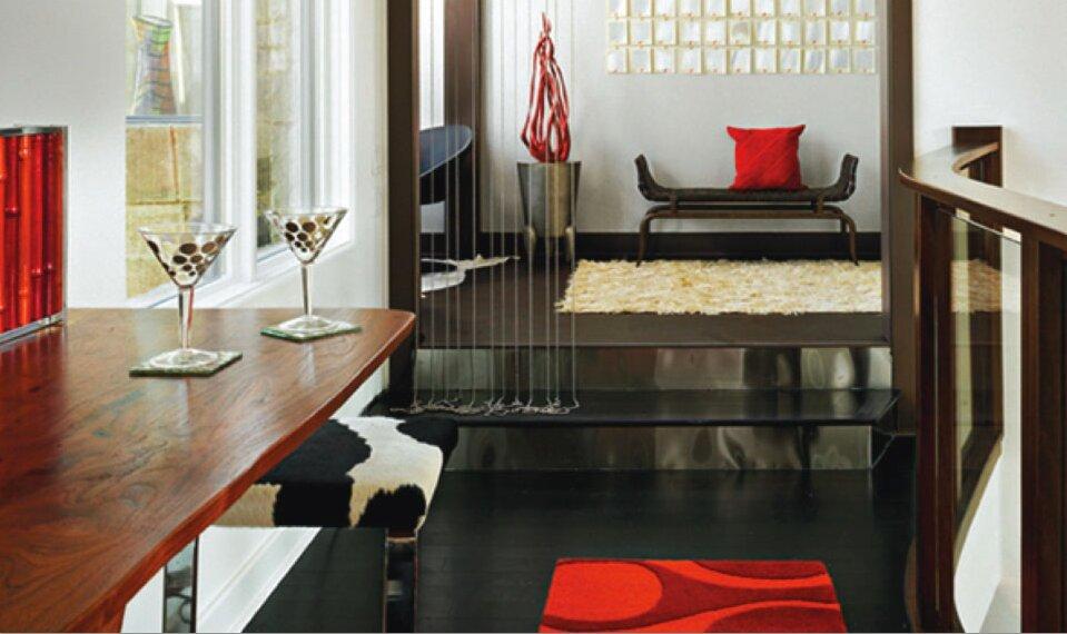 Esther LaVonne Design Modern Dining Room design