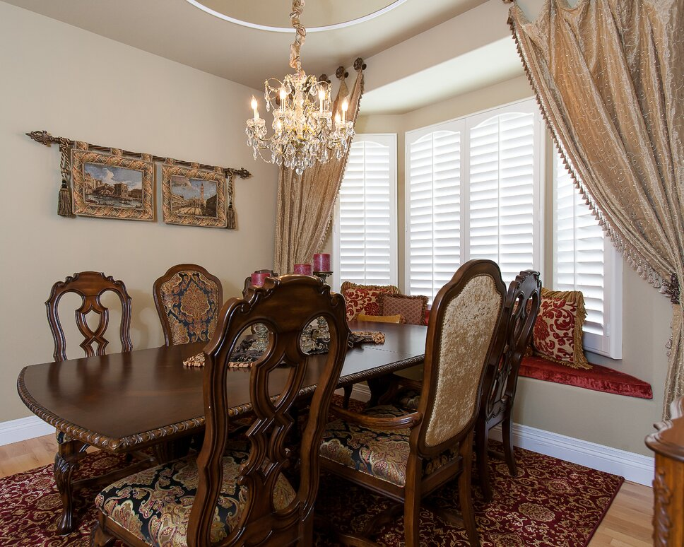 Lynch Design Group, DL Construction, Rick Mattson Photography Traditional Dining Room design