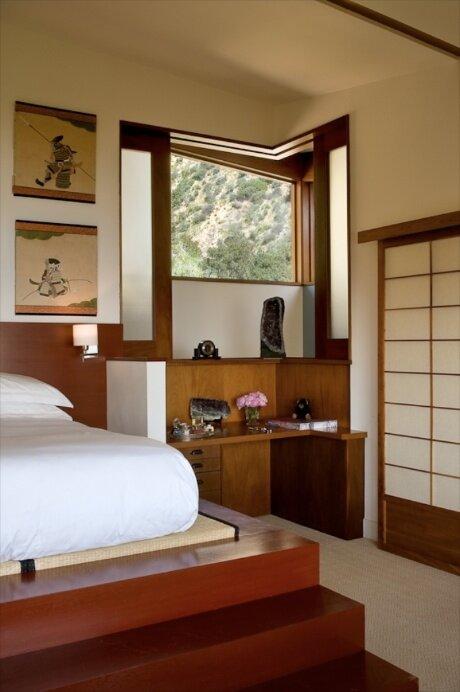 Photo Alexander Vertikoff Eclectic Bedroom design