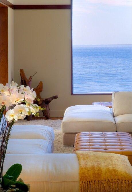 Photo VERTIKOFF Coastal Living Room design