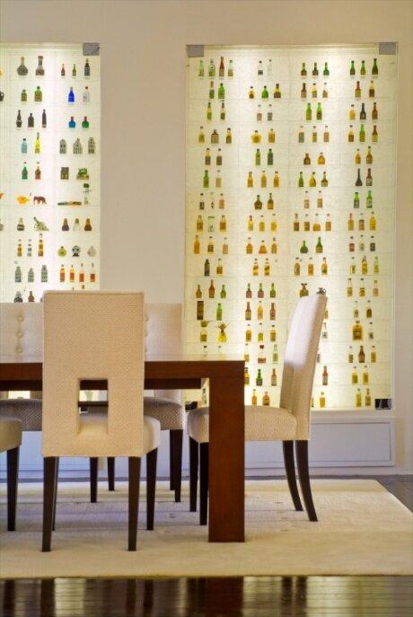 Photo VERTIKOFF Contemporary Dining Room design