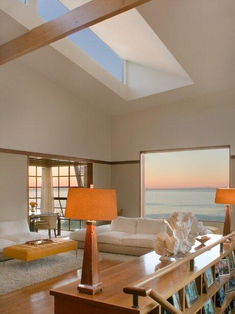 Photo VERTIKOFF Modern Living Room design