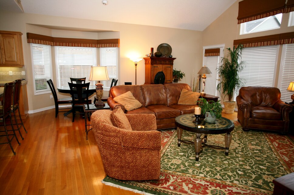 Traditional Living Room design