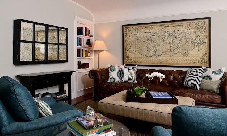 Living room Contemporary Living Room design