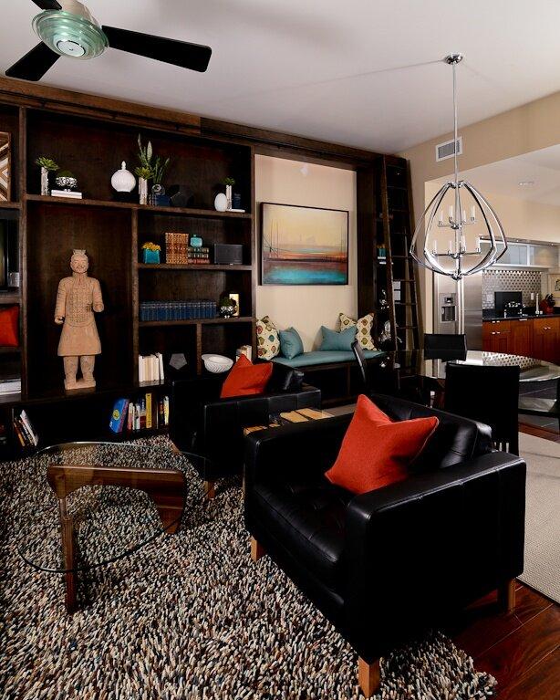 Living Room Modern Living Room design