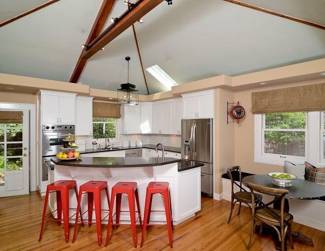 Kitchen and Breakfast nook Contemporary Kitchen design
