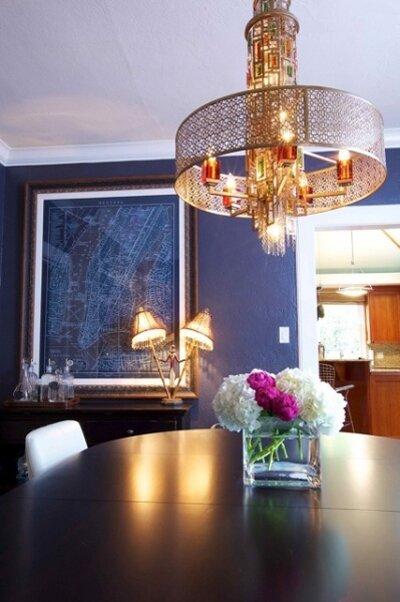 Dining Room Vintage Dining Room design