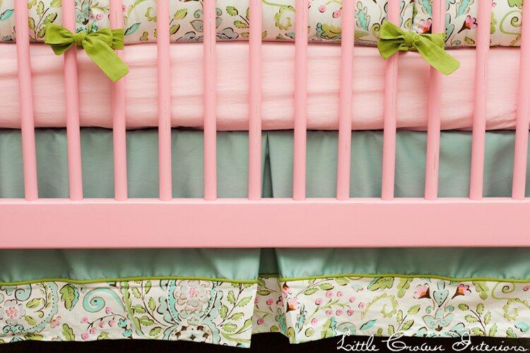 Nursery Design by Little Crown Interiors Traditional Nursery design
