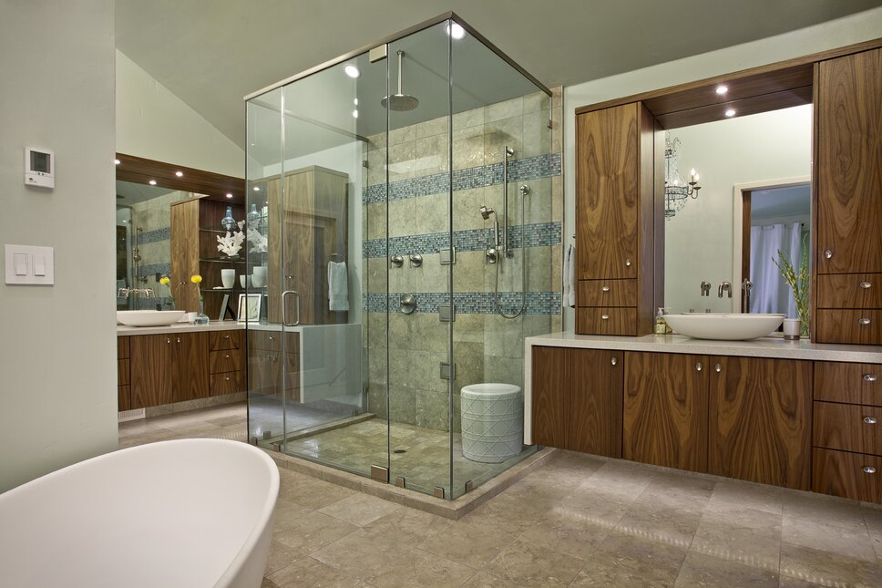 Contemporary Bathroom design