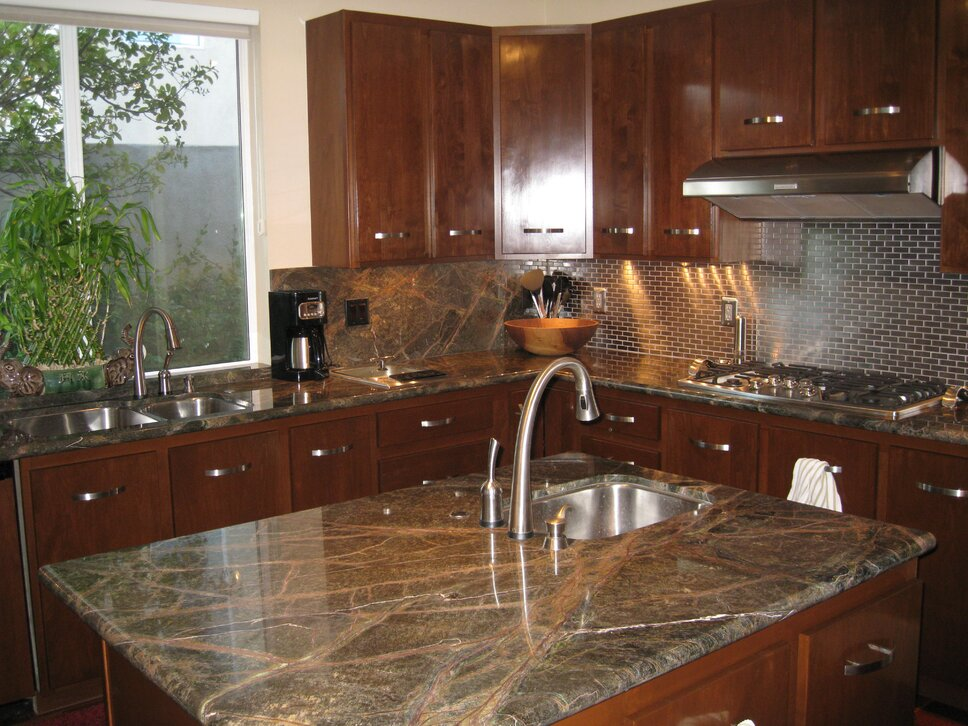 Michael Chambers Design, LLC Contemporary Kitchen design