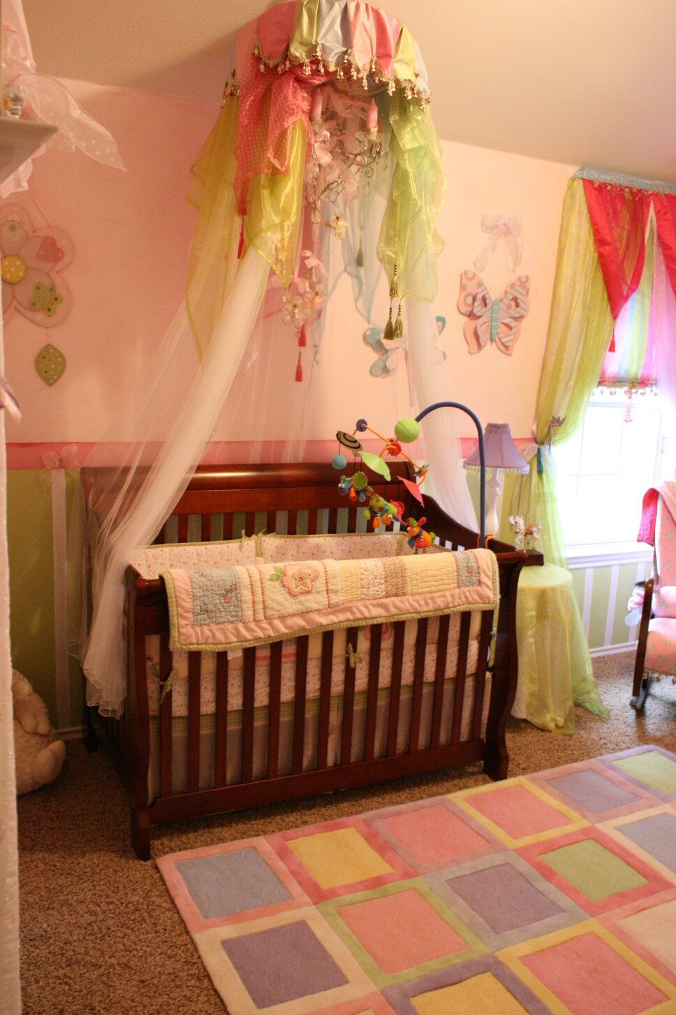 Design and Photography by Brandi Renee Day Eclectic Nursery design