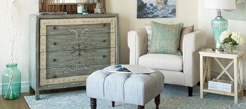 Coastal Furniture And Nautical Decor, Beach Themed Furniture