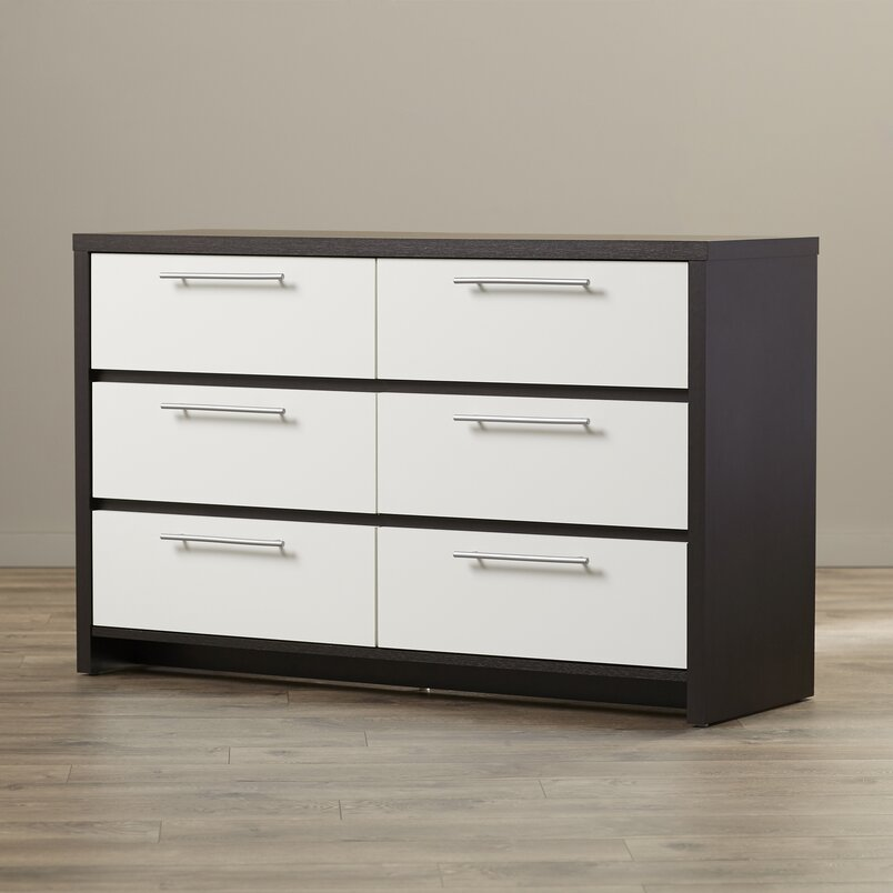 Defined By Clean Lineinimalist Design A Modern Dresser Especially One With High Polish Finish Can Instantly Give Your Bedroom Fresh Look