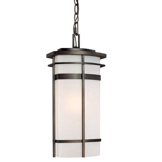Capital Lighting Lakeshore 1 Light Outdoor Hanging Pendant