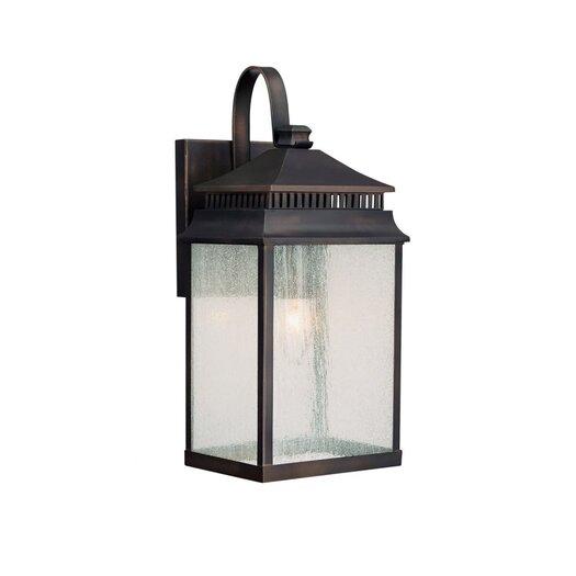 Capital Lighting Sutter Creek 1 Light Wall Lantern