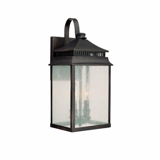 Capital Lighting Sutter Creek 2 Light Wall Lantern