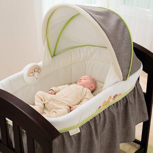 Summer Infant Classic Comfort™ Wood Bassinet