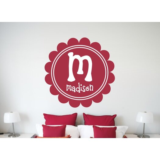 Personalized Maria's Wall Decal