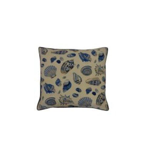 Jiti Shell Throw Pillow