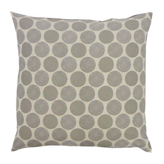Jiti Radius Cotton Throw Pillow