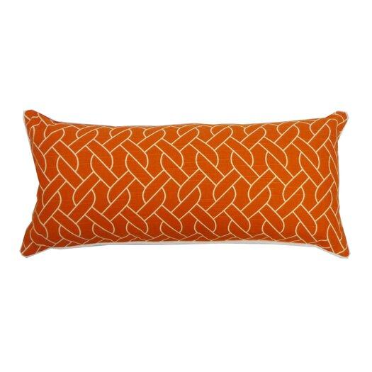 Jiti Rope Cotton Lumbar Pillow