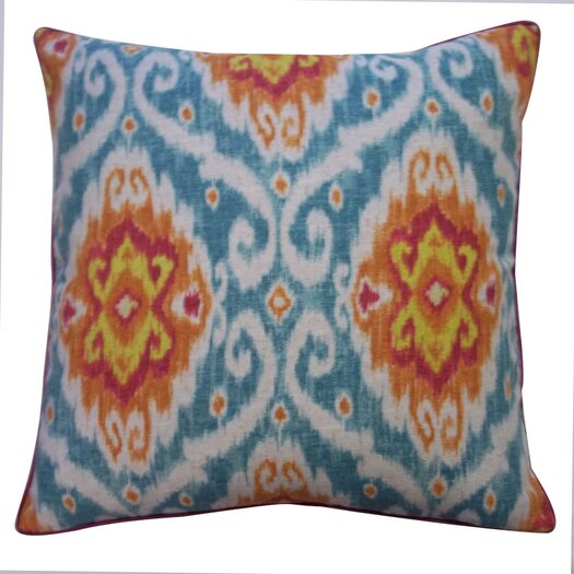 Jiti Kylanni Cotton Throw Pillow