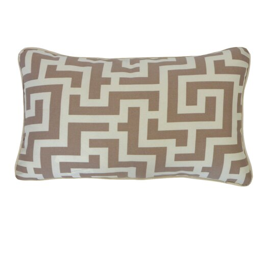 Jiti Etch Cotton Lumbar Pillow