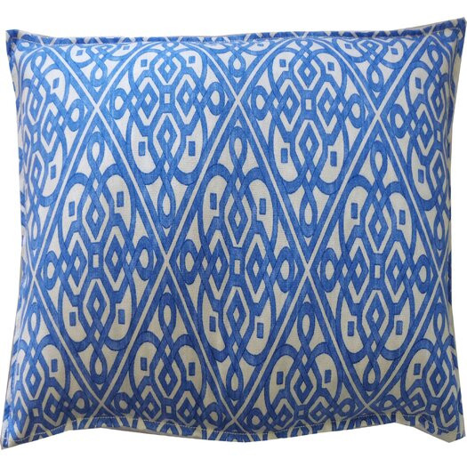 Jiti Knots Cotton Throw Pillow AllModern