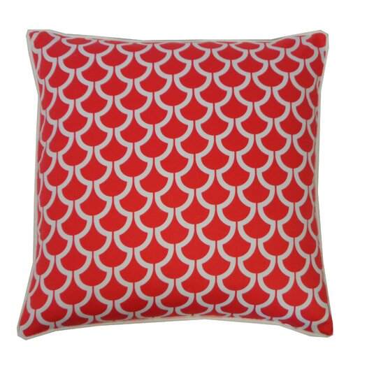 Jiti Sotas Cotton Throw Pillow