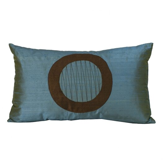 Jiti Washer Silk Lumbar Pillow
