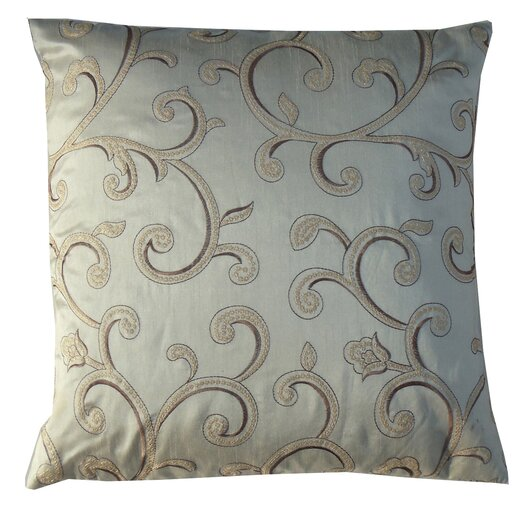 Jiti Stiletto Spiral Down Throw Pillow