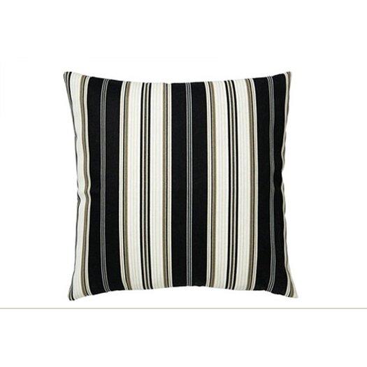 Jiti Down the Lane Indoor/Outdoor Throw Pillow