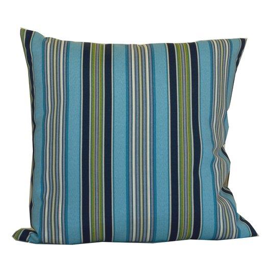 Jiti Highway Indoor/Outdoor Throw Pillow