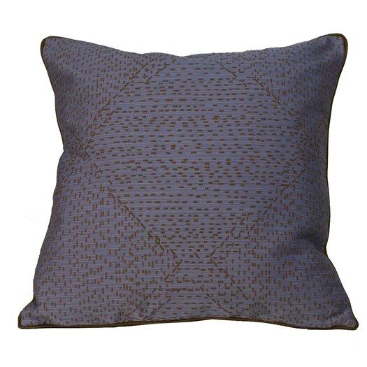 Jiti Traks Down Throw Pillow