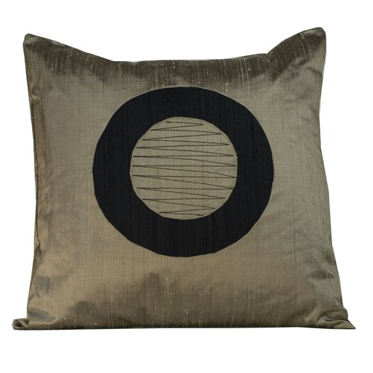 Jiti Washer Silk Throw Pillow