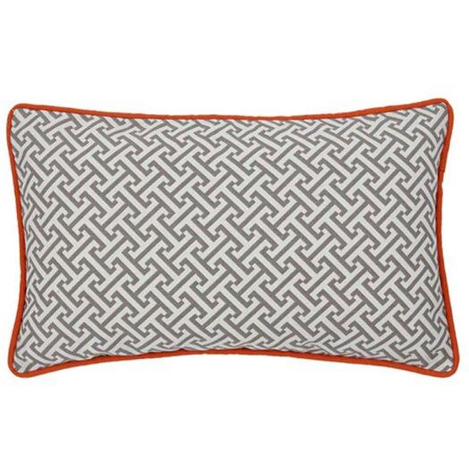 Jiti Maze Cotton Lumbar Pillow
