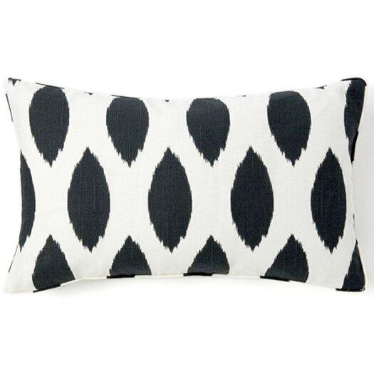 Jiti African Spot Cotton Lumbar Pillow