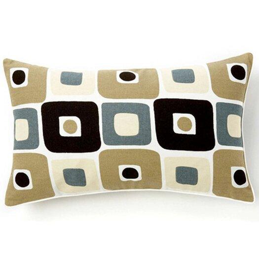 Jiti Geo Cotton Lumbar Pillow