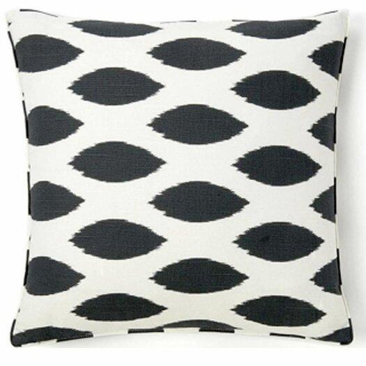Jiti African Spot Cotton Throw Pillow