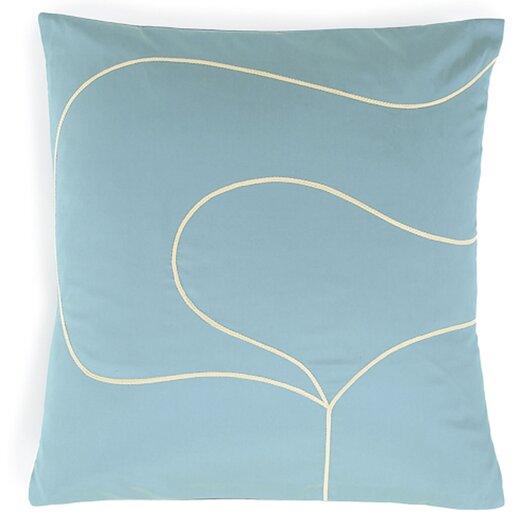 Jiti Tulip Cotton Throw Pillow