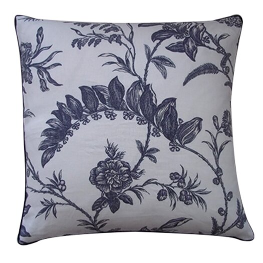Jiti Ivy Linen Throw Pillow