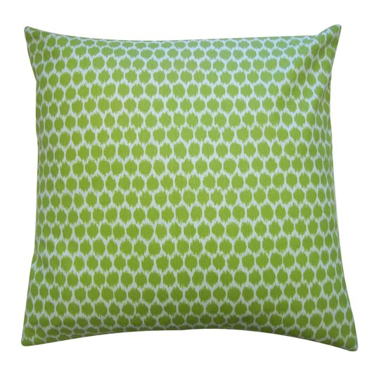 Jiti Splotch Cotton Throw Pillow