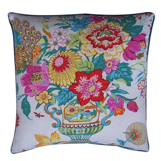 Jiti Royalty Cotton Throw Pillow