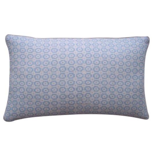 Jiti Diamond Cotton Lumbar Pillow
