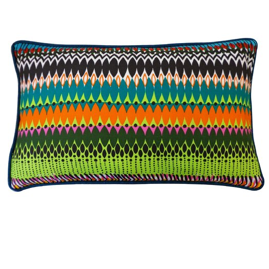Jiti Fire Cotton Lumbar Pillow
