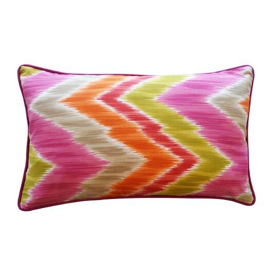 Jiti Mountain Cotton Lumbar Pillow