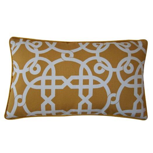 Jiti Web Cotton Lumbar Pillow